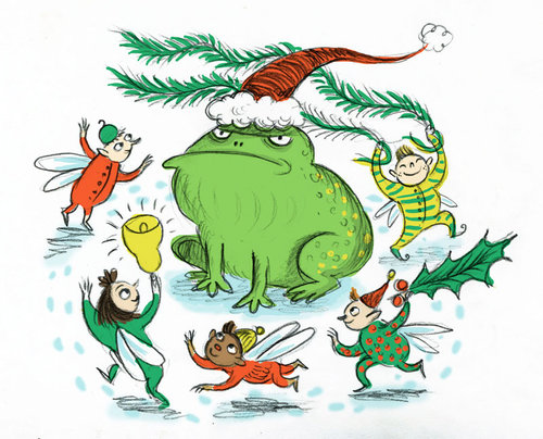2ND ANNUAL MOUNTAIN TOAD HOLIDAY MARKET cover photo 1