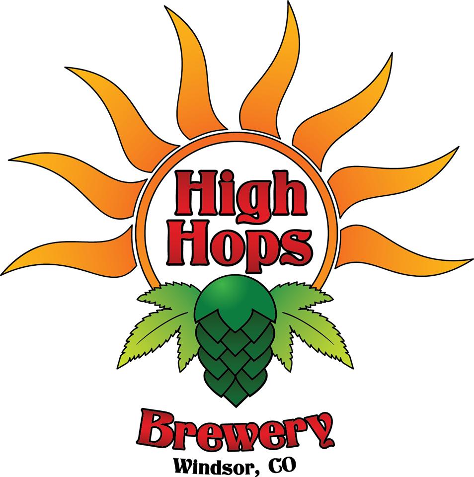 High Hops Brewery logo