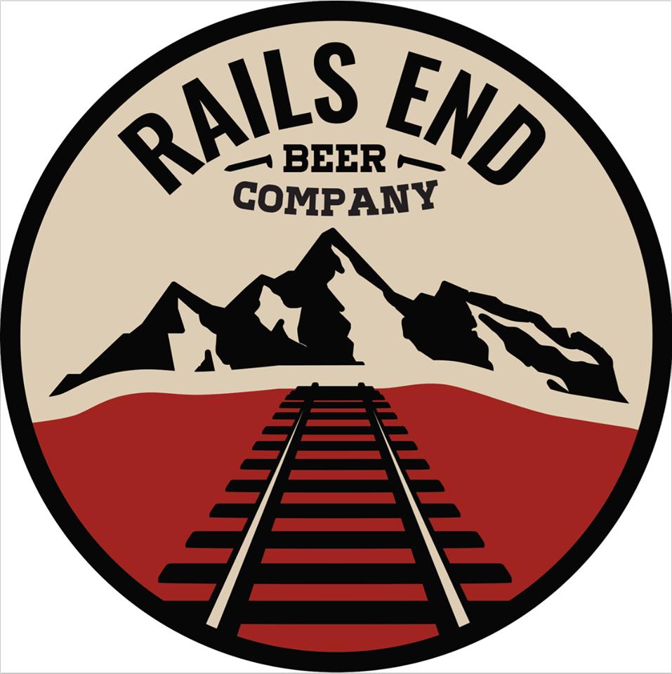 Rails End Beer Company logo