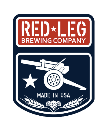 Red Leg Brewing Company logo