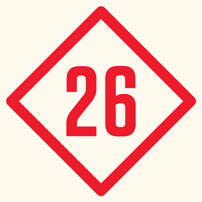 Station 26 Brewing Co logo