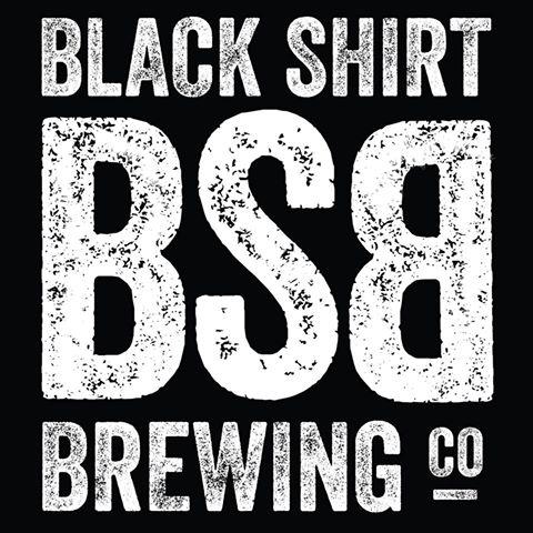 Black Shirt Brewing Co logo