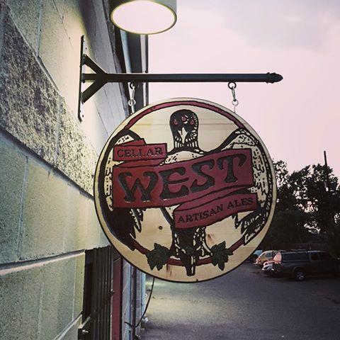 Cellar West Artisan Ales logo