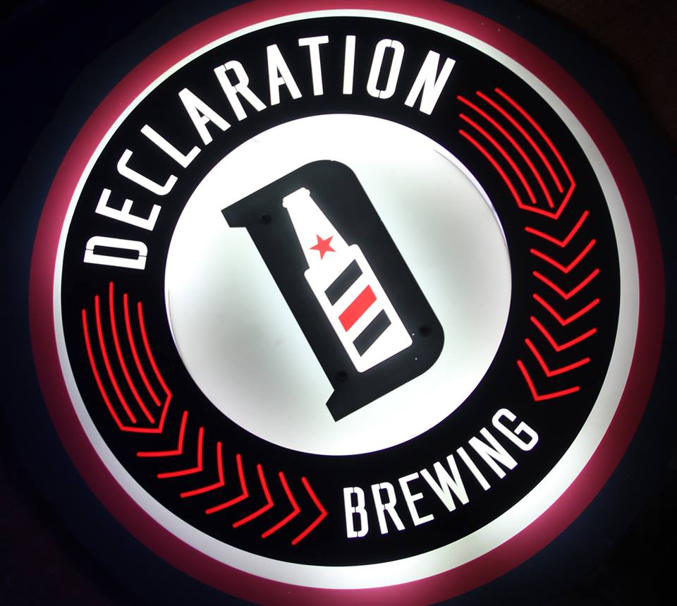 Declaration Brewing Company logo