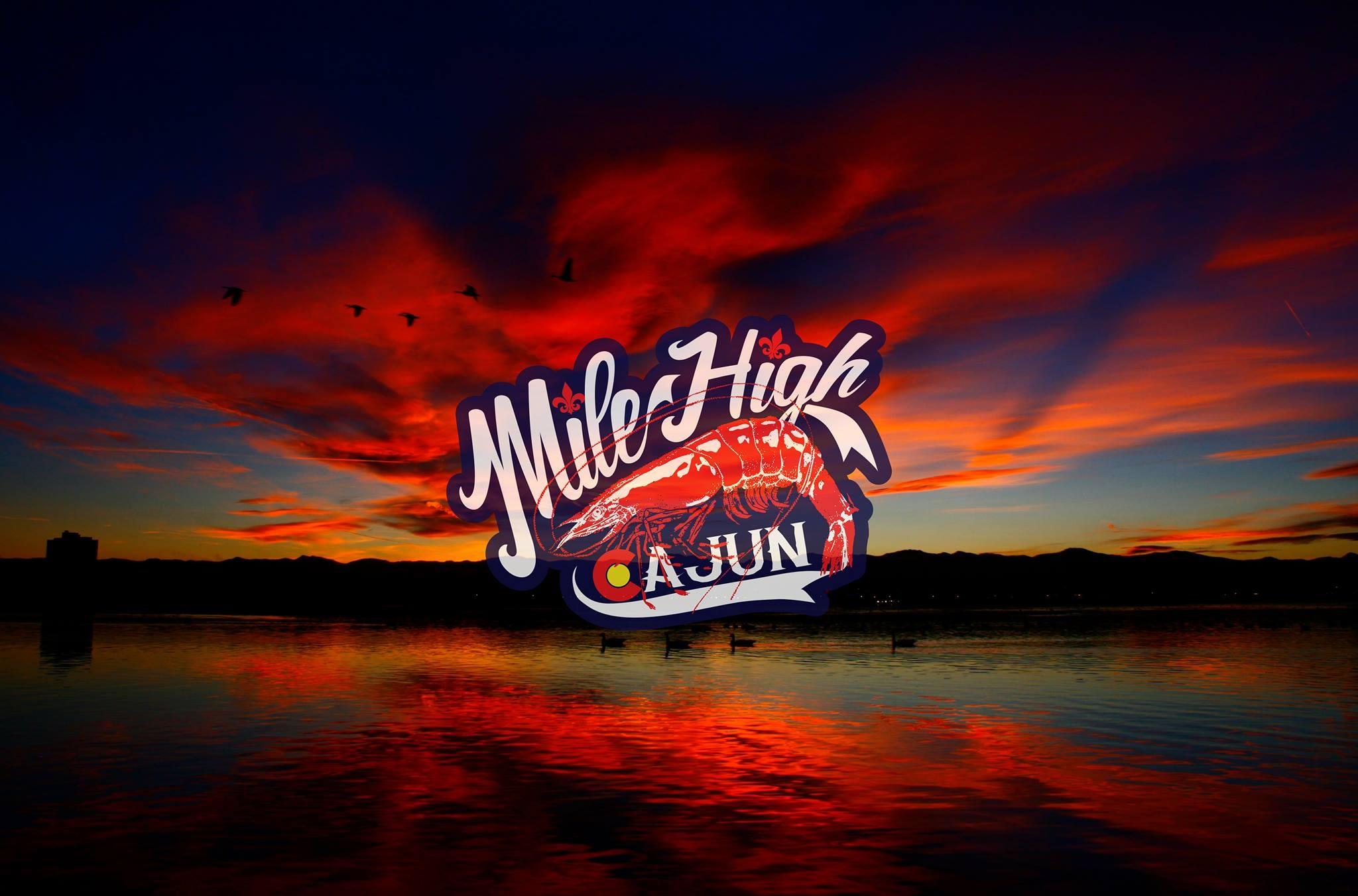 Mile High Cajun logo