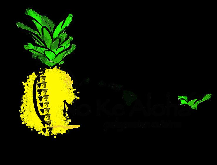 No Ke Aloha logo