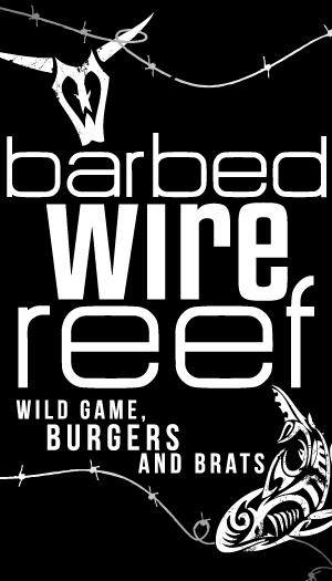 Barbed Wire Reef logo