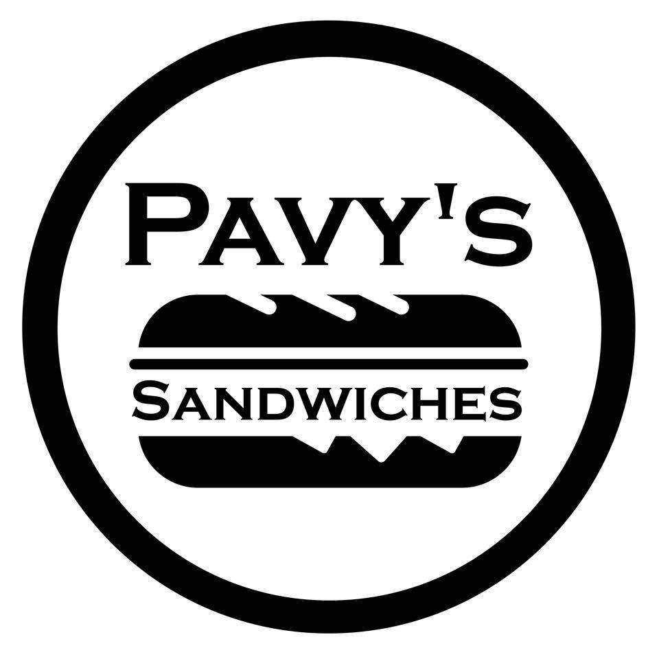 Pavys Truck logo