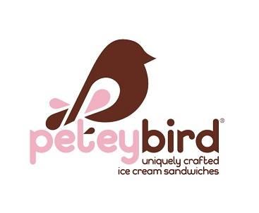 Peteybird Ice Cream Sandwiches logo