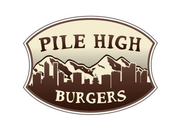 Pile High Burgers logo
