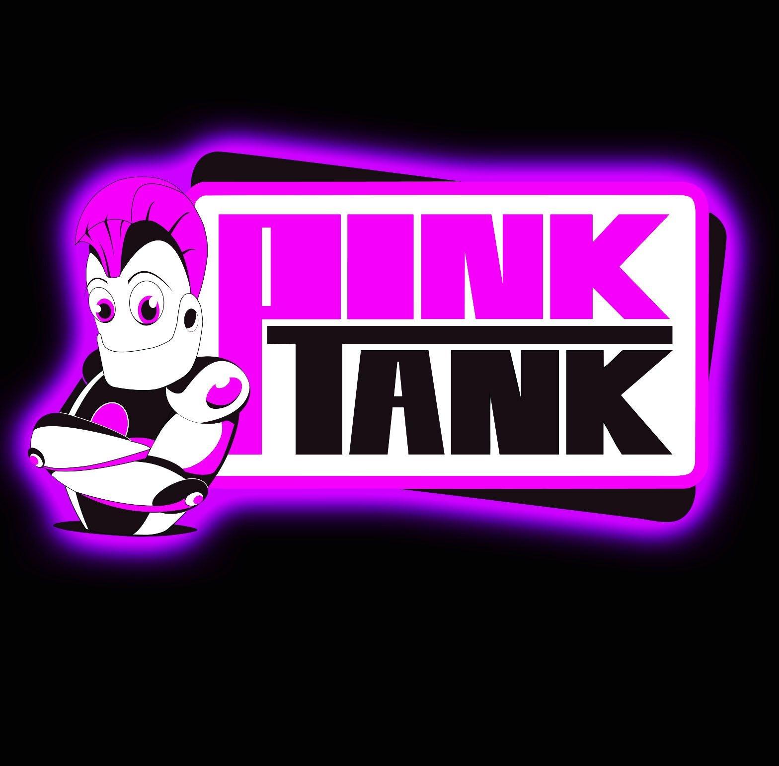 Pink Tank logo