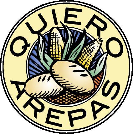 Quiero Arepas logo