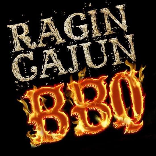 Ragin Cajun BBQ logo