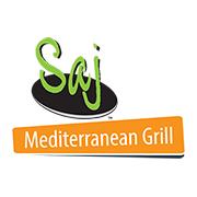 Saj Mediterranean Grill logo