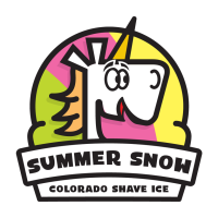 Summer Snow Shave Ice logo