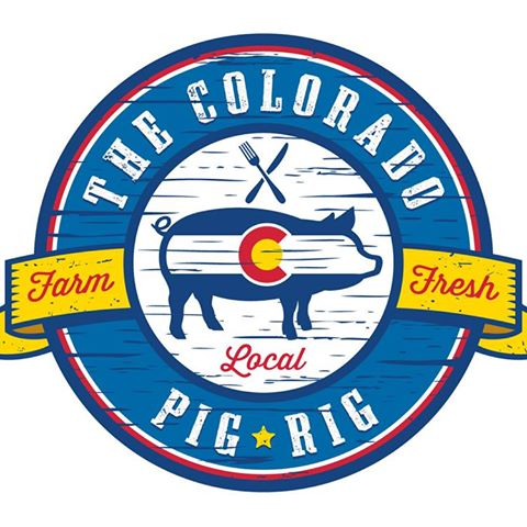 The Colorado Pig Rig logo