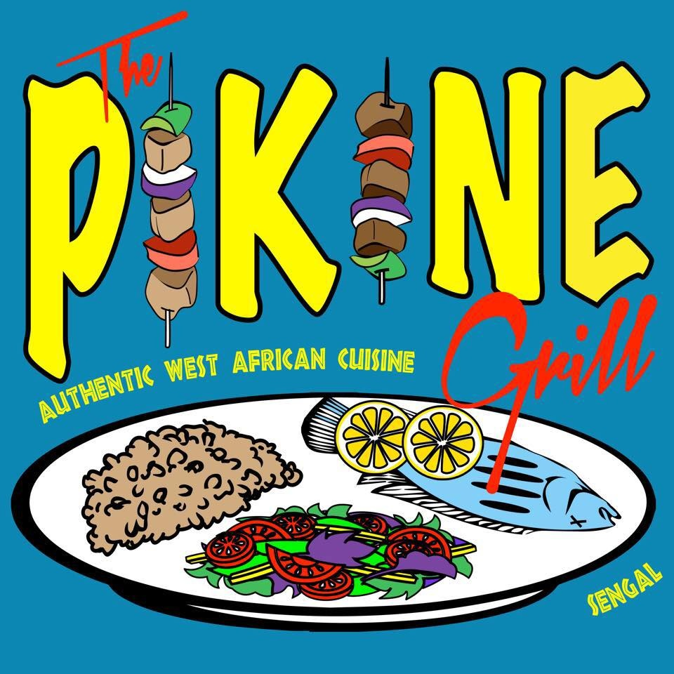 The Pikine Grill logo