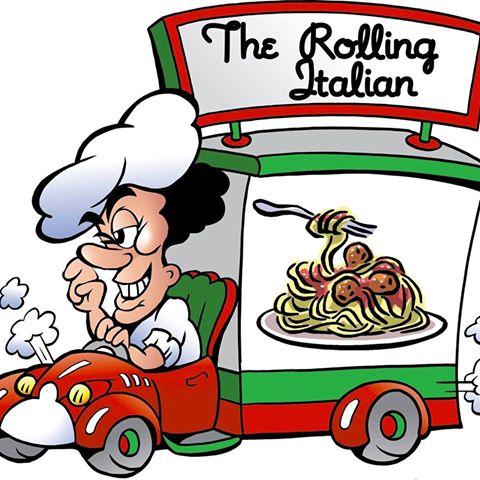 The Rolling Italian logo