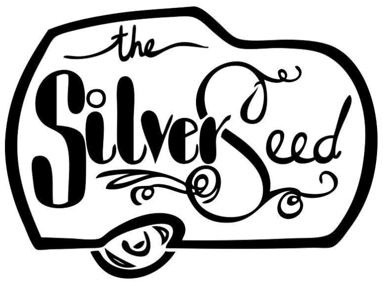 The Silver Seed logo