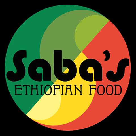 Saba's Ethiopian Food logo