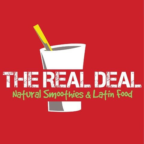 The Real Deal Juices logo