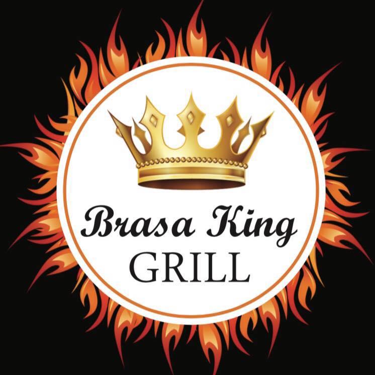 Brasa King Grill logo