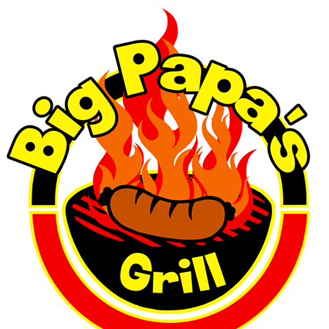 Big Papas Grill logo