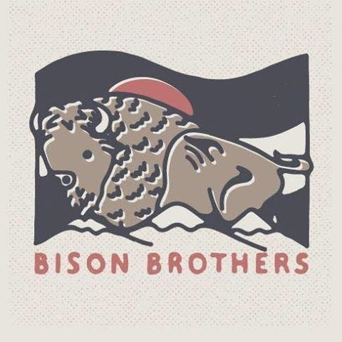 Bison Brothers Food Truck logo