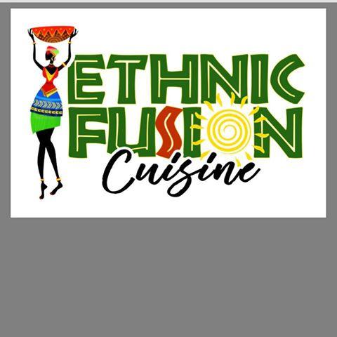 Ethnic Fusion Cuisine Soul FoodTruck logo