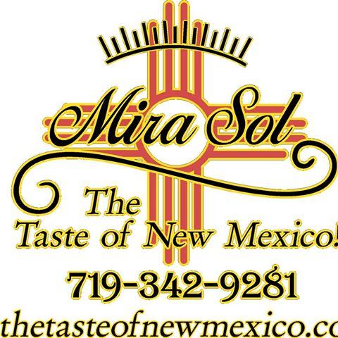 Mira Sol Food Truck logo