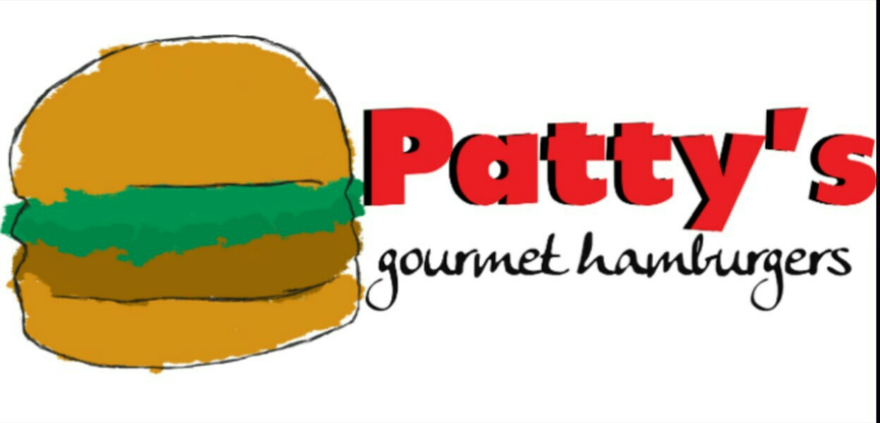Patty's Gourmet Hamburger logo