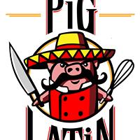 Piglatin Food Truck logo