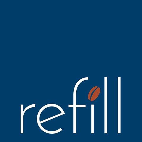 Refill Coffee COS logo