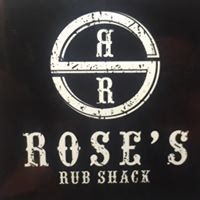 Roses Rub Shack logo