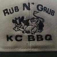 Rub N' Grub KC BBQ logo