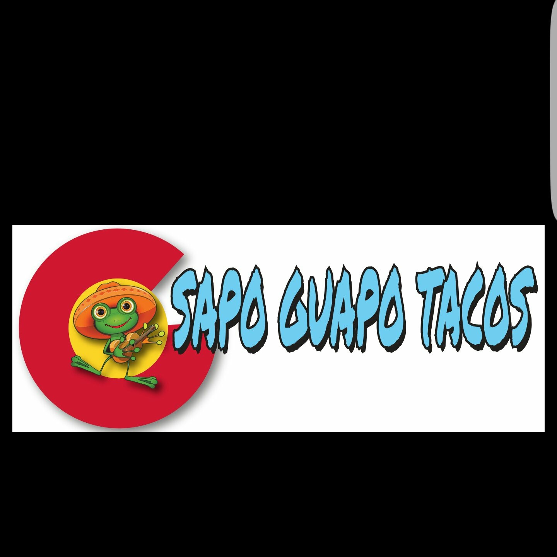 Sapo Guapo Tacos logo