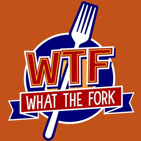 What The Fork Food Truck logo