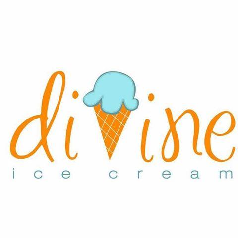 Divine Ice Cream logo