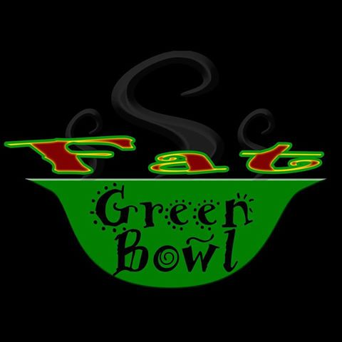 Fat Green Bowl logo