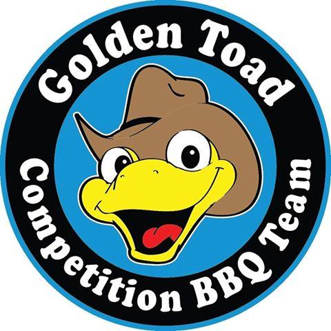 Golden Toad logo