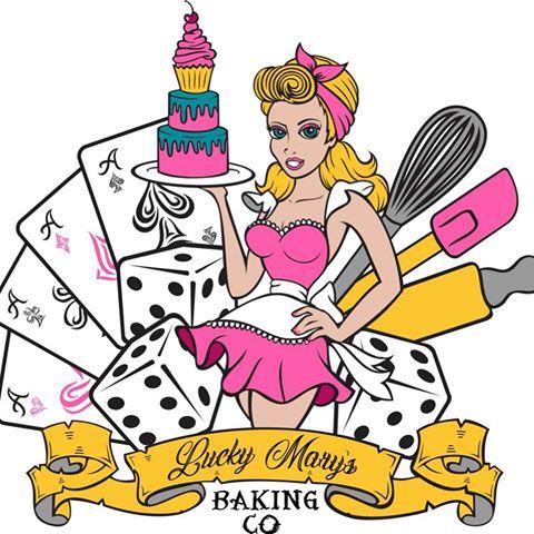 Lucky Mary's Baking and Sweets Company logo