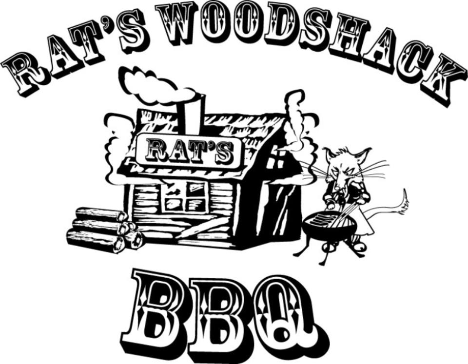 Rat's WoodShack BBQ logo