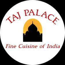 Taj Palace Food Truck logo