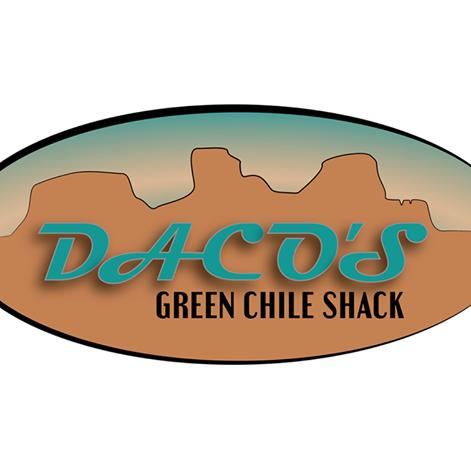 Daco's Green Chile logo