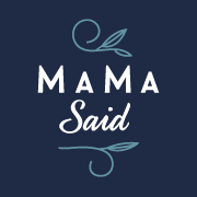Mama Said Eat logo