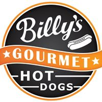 Billy's Gourmet Hot Dogs logo