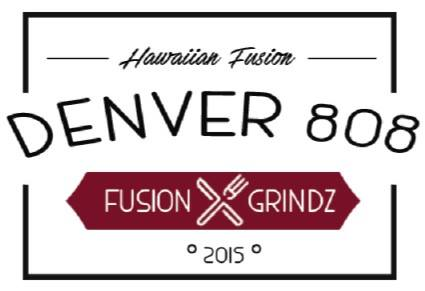 Denver 808 Fusion Grinds logo