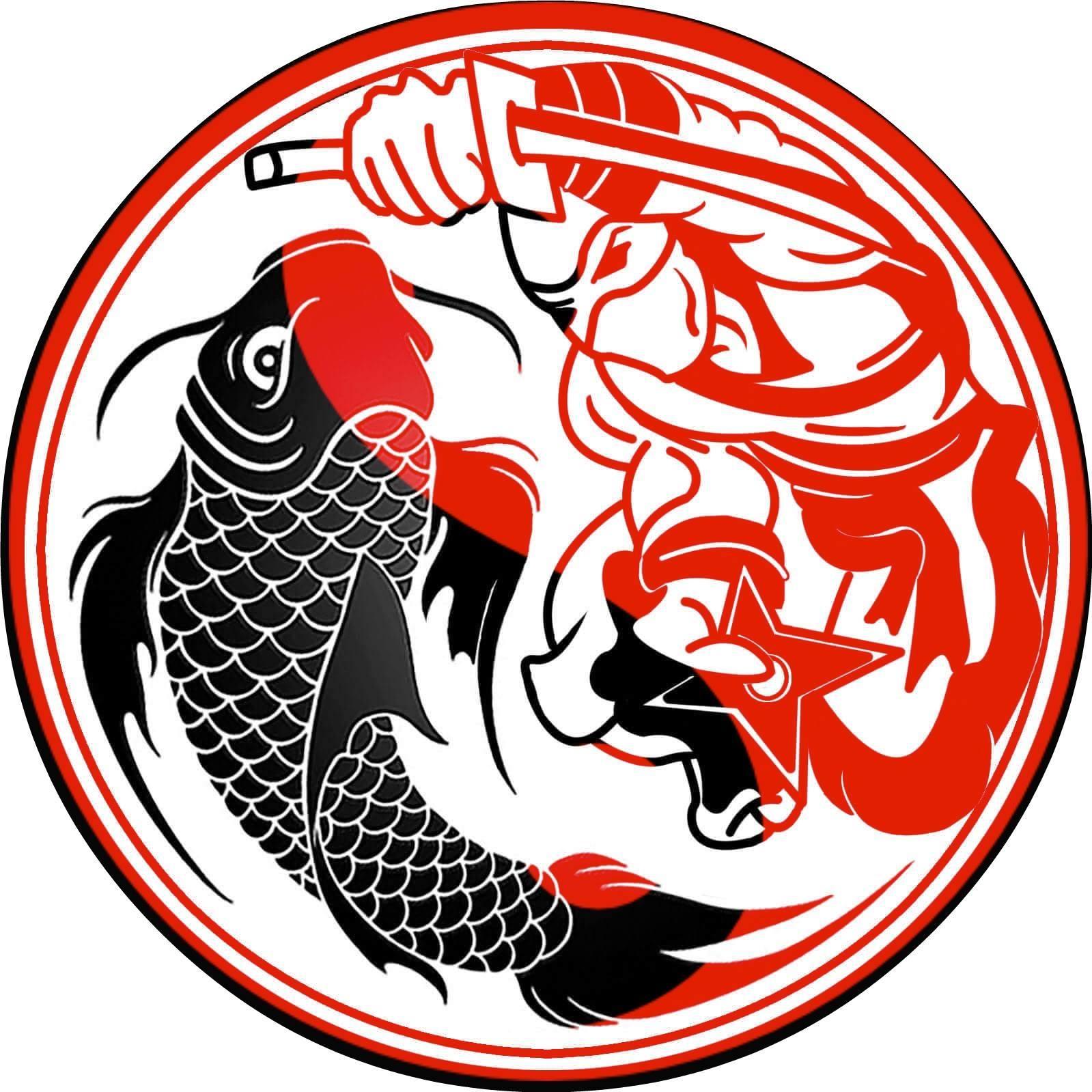 Koi & Ninja logo