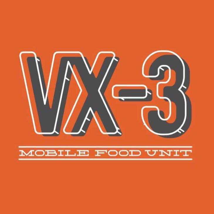 VX-3 Mobile Food Unit logo
