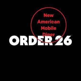 Order 26 Food Truck logo